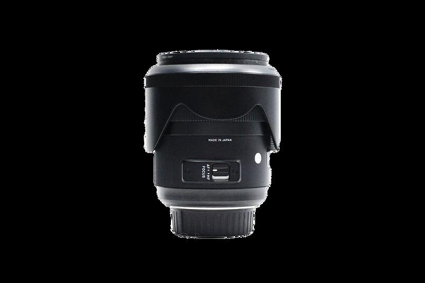 Sigma 35mm f/1.4 DG HSM A1 Lens