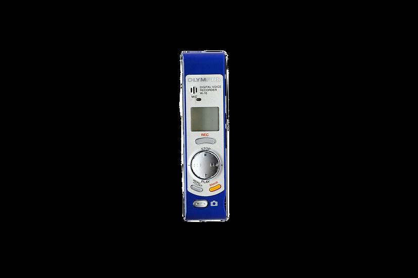 Olympus Digital Voice Recorder W-10