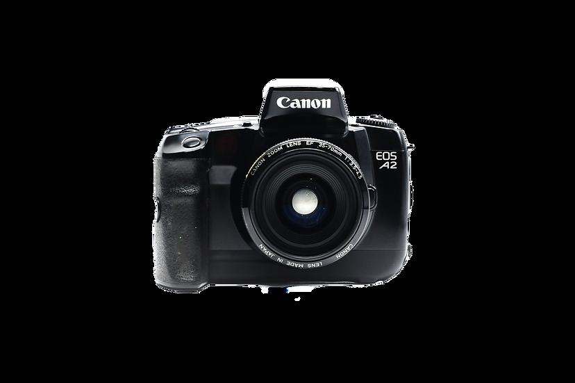 Canon EOS A2E with 35-70 Lens