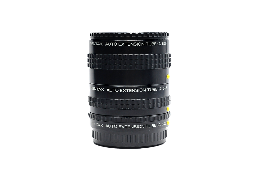 Pentax 645 Auto Extension Tube-A Set 1, 2, and 3