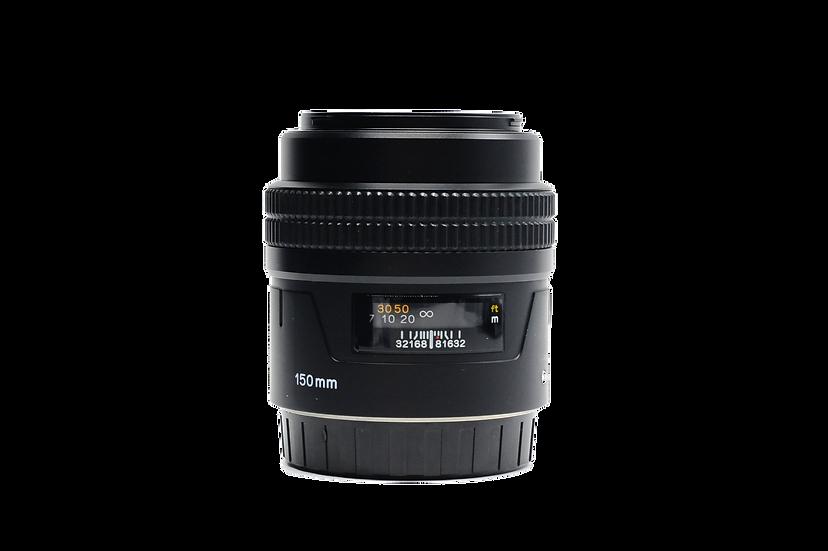 Mamiya 150mm f/3.5 AF Lens for Mamiya 645