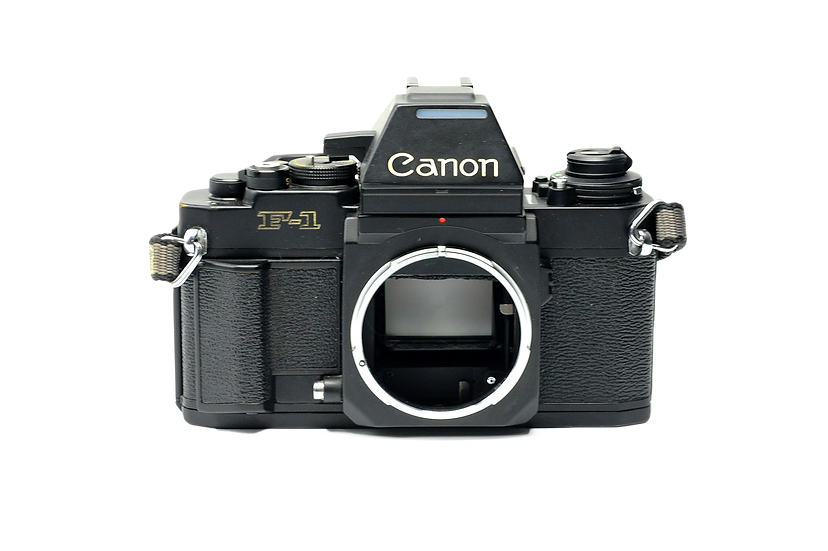 Canon F-1 Film Camera (Body Only)