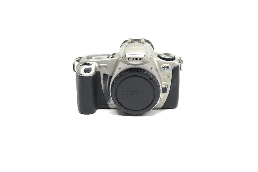Canon Rebel 2000 EOS 300 Film Camera (Body Only)