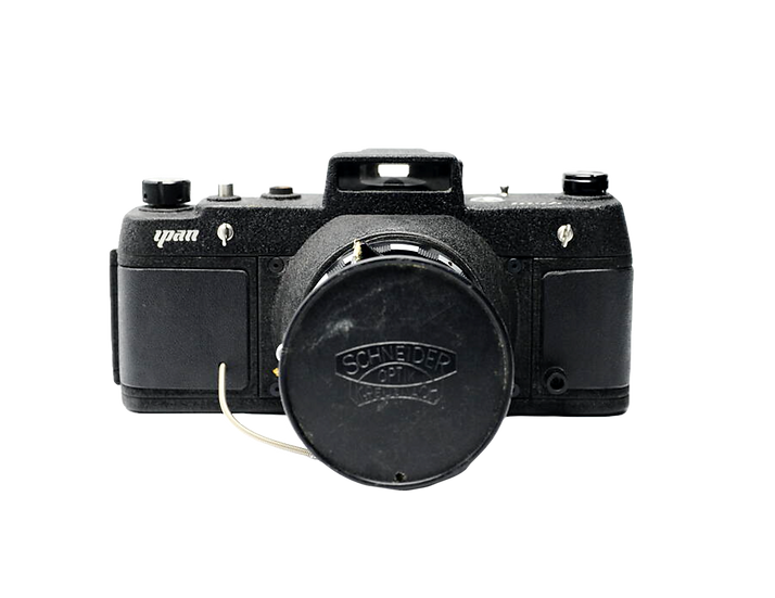 IPAN Panoramic Camera with 65mm Schneider Super-Angulon Multicoated f/5.6 Lens