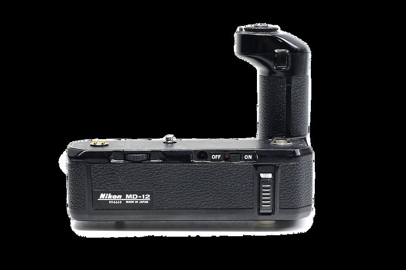 Nikon MD-12 Motor Drive (for Nikon FM, FM2, FM2N, and FA Film Cameras)