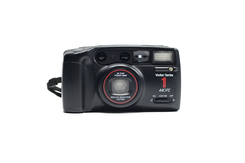 Vivitar Series 1 440PZ Film Camera