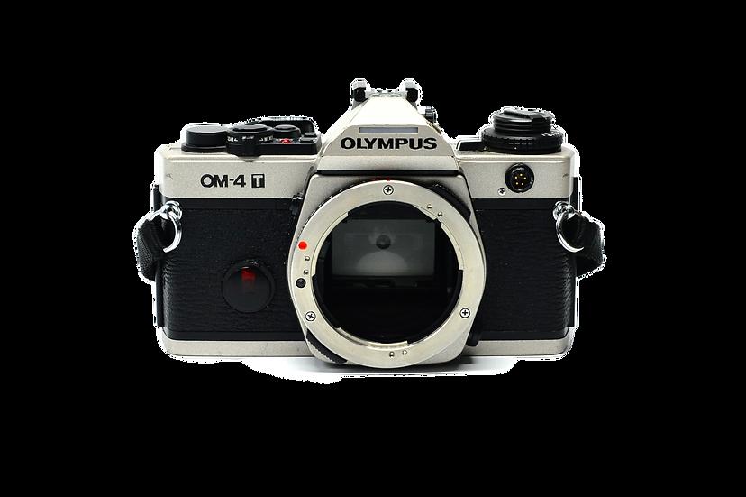 Olympus OM-4 T Film Camera (Body Only)