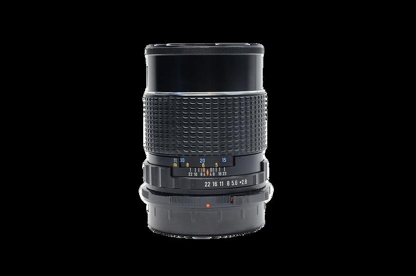 Pentax SMC P 67 165mm f/2.8 Portrait Telephoto Lens