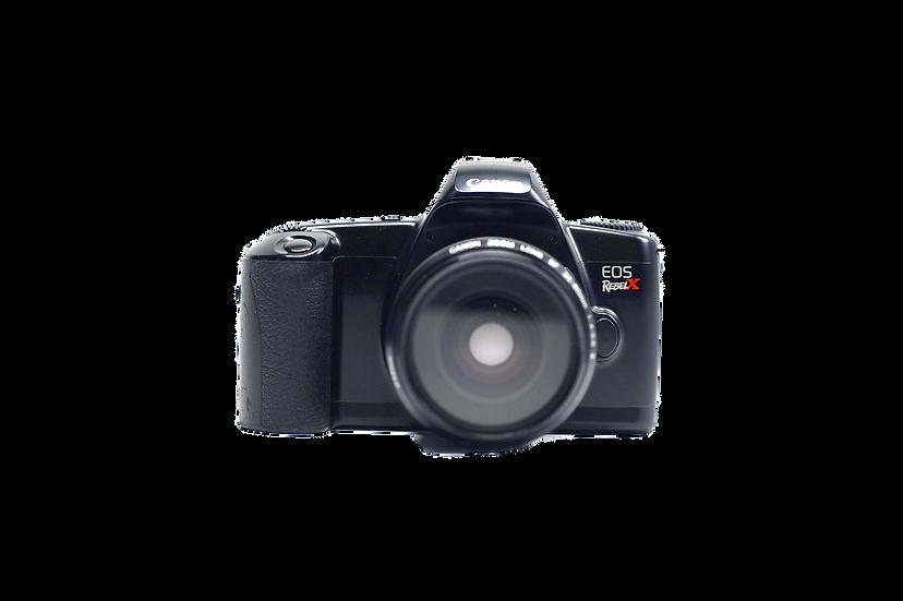 Canon EOS Rebel X Film Camera w/ 35-80mm Lens