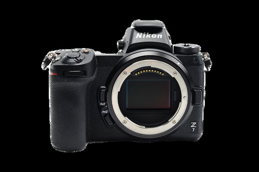 Nikon Z7 FX-Format Mirrorless Digital Camera (Body Only)