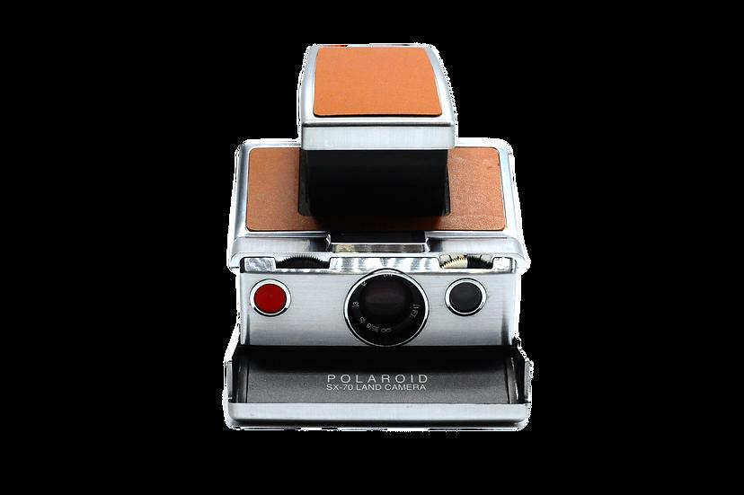 Polaroid SX‑70 Instant Camera