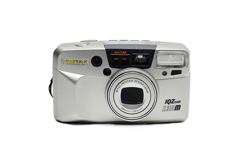 Pentax IQZoom 130M Point and Shoot Film Camera