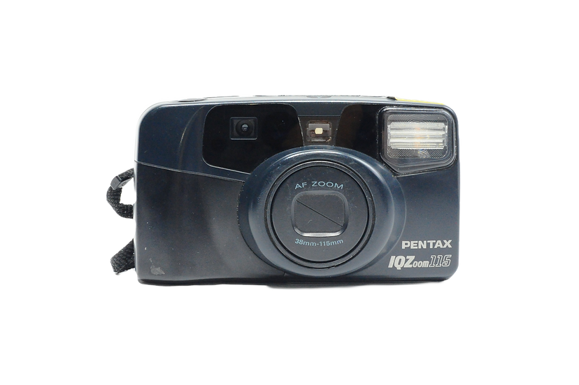 Pentax IQZoom 115 Point and Shoot Film Camera