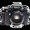 Thumbnail: Nikon F3 HP Film Camera with 50mm f/1.2 Lens