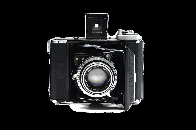 Zeiss Ikon Ikonta 521 Medium Format 120 Film Camera
