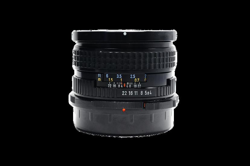 Pentax 67 45mm f/4 SMC Lens