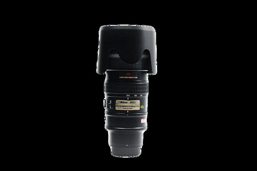 Nikon AF-S 70-200mm f/2.8 G ED VR Lens