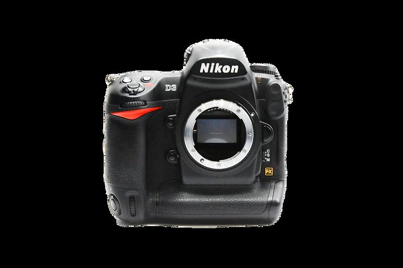 Nikon D3x DSLR Digital Camera (Body Only)