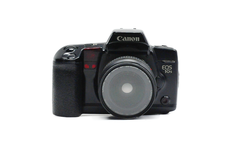 Canon EOS 10S with 28-80mm f3.5-5.6 III Zoom Lens Film Camera