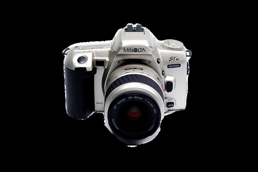 Minolta Maxxum STsi Film Camera Kit with 35-70mm AF Lens