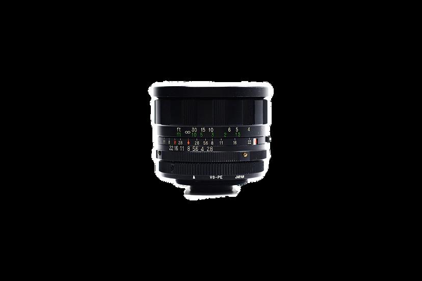 Suntar 28mm Wide Angle Lens