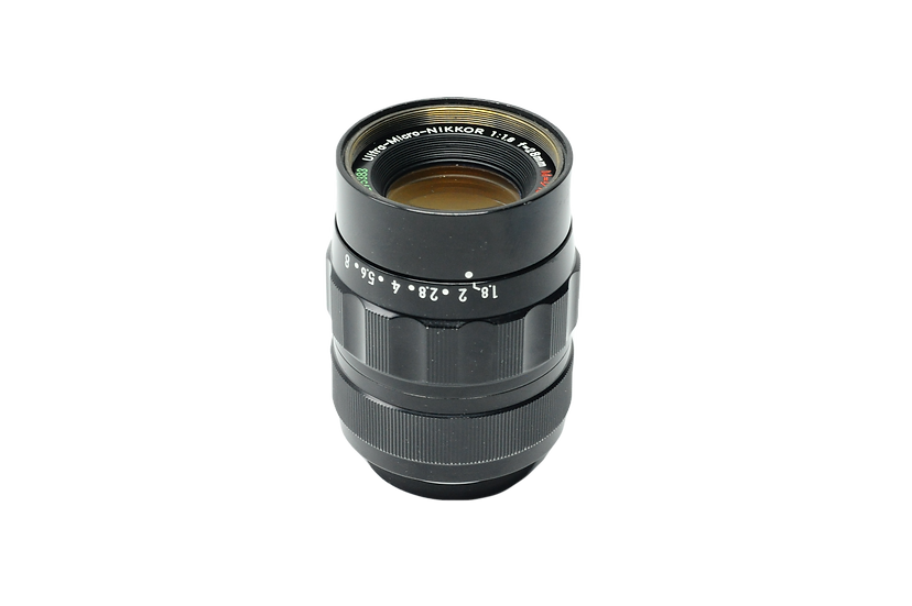 Nikon Ultra-Micro-Nikkor 28mm f/1.8 M39 Lens (Rare!)
