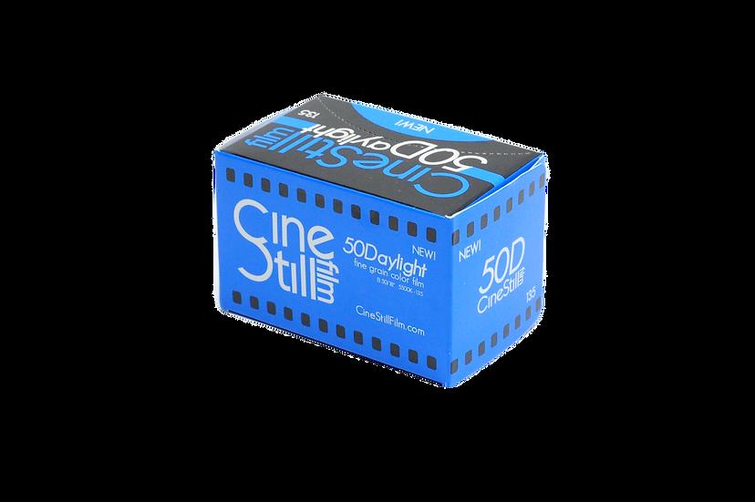 Cinestill 50Daylight 35mm C-41 Color Negative Film, 36 Exposures