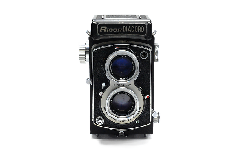 Ricoh Diacord TLR Film Camera