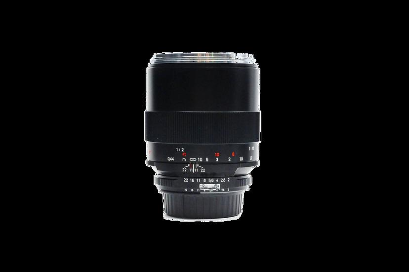 Zeiss Macro 100mm F/2 ZF Makro-Planar T* Manual Focus Lens