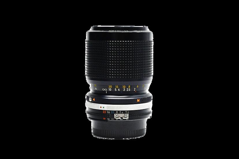 Nikon Zoom-Nikkor 35-105mm F/3.5-4.5 Lens