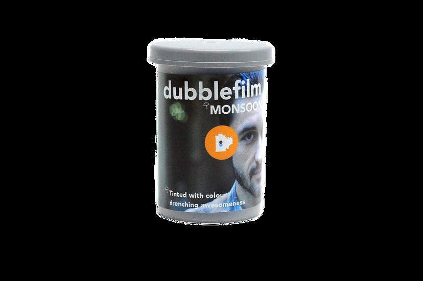 dubblefilm Monsoon 35mm Color Film, ISO 200, 24 Exposures