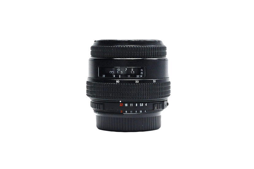 Quantaray 35-80mm f/4-5.6 AF Lens for Nikon