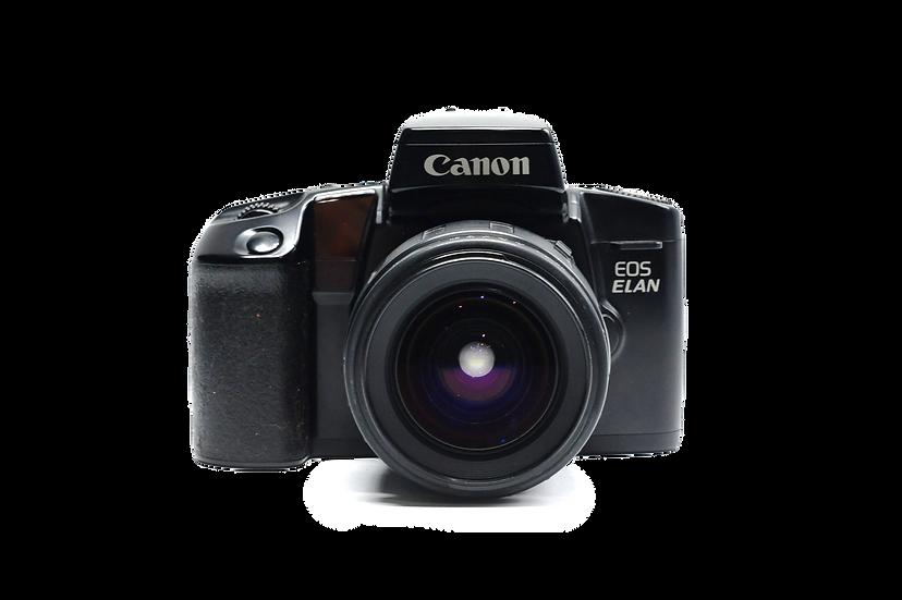 Canon ELAN Film Camera w/ 28-80mm AF Tamron  Lens
