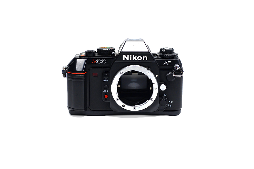 Nikon N2020 Film Camera (Body Only)