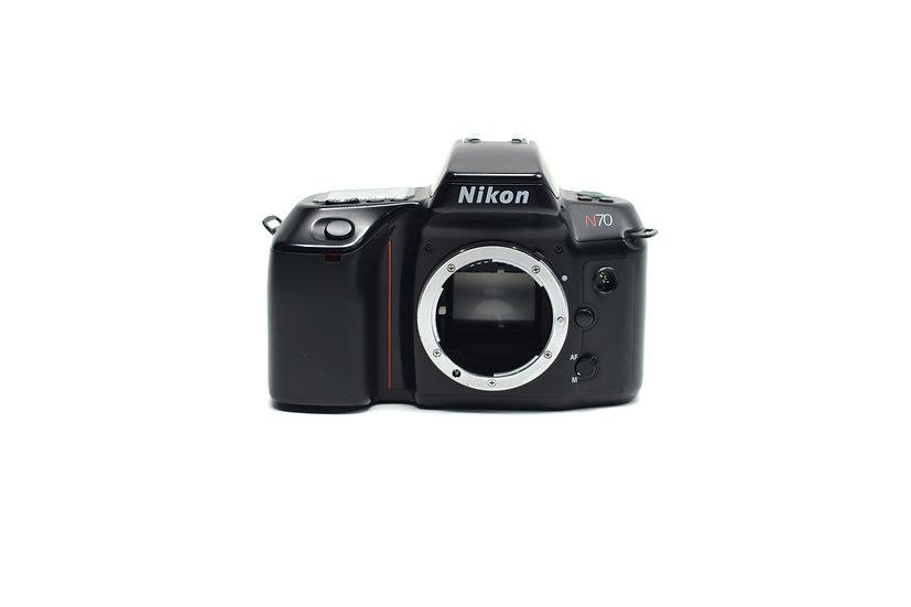 Nikon N70 AF Film Camera (Body Only)