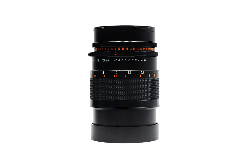 Hasselblad 150mm f/4 CF T* Carl Zeiss Sonnar Lens