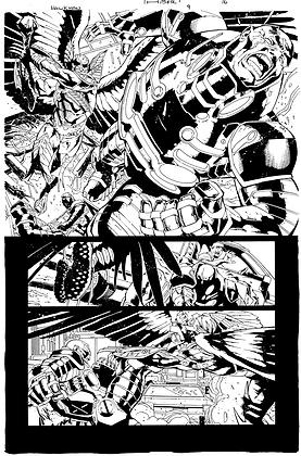 Savage Hawkman #9/Page 16