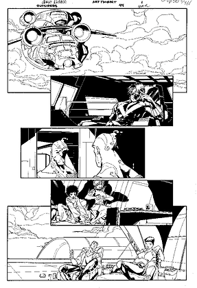Outsiders #44/Page 1