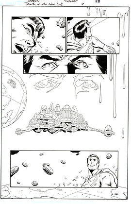 Death of the New Gods #7/Page 28