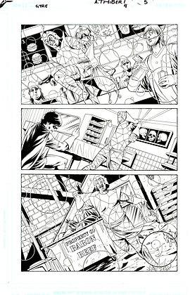 Batman: Widening Gyre #4/Page 5