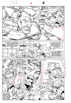 Cable #4/Page 4