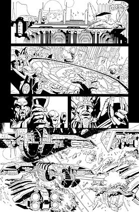 Savage Hawkman #0/Page 3