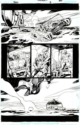 Doc Savage #5/Page  20