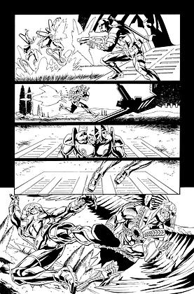 Savage Hawkman #13/Page 14