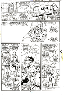 Adventures of Superman #456/Page 9
