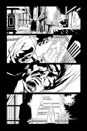 Savage Hawkman #10/Page 18