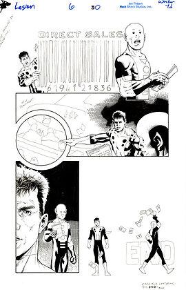 Legion of Superheroes #6/Page 30