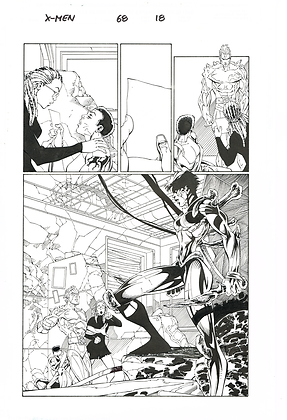 X-Men #68/Page 18
