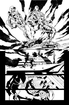 Savage Hawkman #17/Page 11
