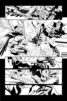 Savage Hawkman #12/Page 6